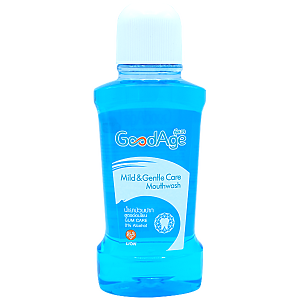 GoodAge Mild&Gentle Care Mouthwash 250ml