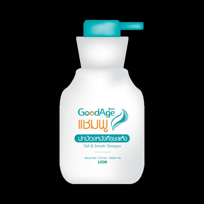 GoodAge Soft&Smooth Shampoo